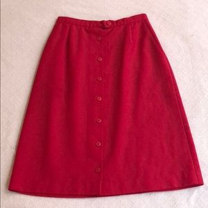 Dresses & Skirts - **Vintage Pin-up Highwaisted Button Down Skirt**